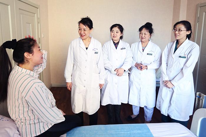 我院成功救治一例妊高征合并自发性子宫破裂孕妇