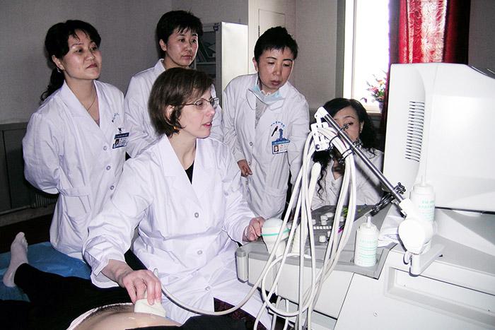 超声科胎儿系统畸形筛查