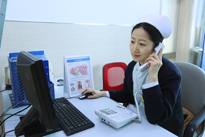 妇科门诊特色护理服务项目PAC