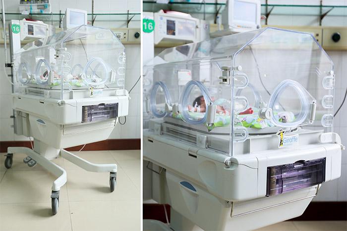 美国GE 长颈鹿 Incubator 婴儿培养箱