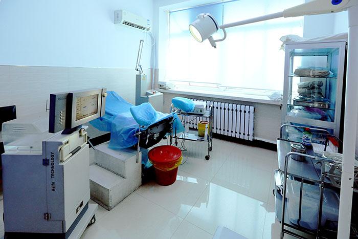 <h3>妇科门诊激光室</h3>