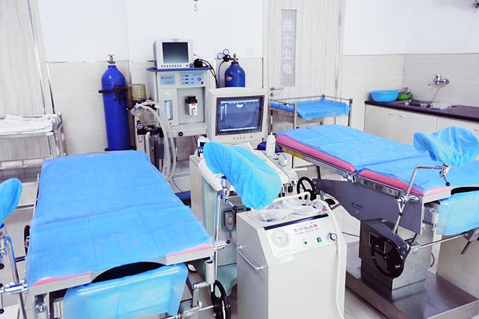 <h3>妇科门诊手术室<h3>