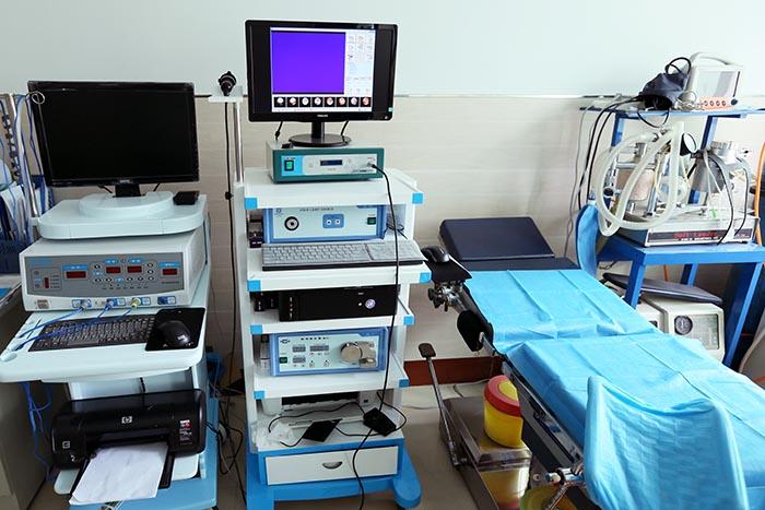 <h3>妇科门诊治疗室<h3>