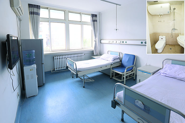 <h3>妇科病房高间<h3>