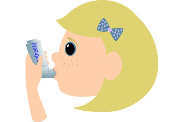 小儿喘息性疾病