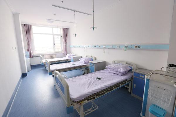 儿科病房抢救室