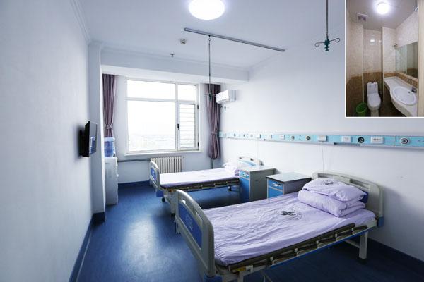 儿科病房高间