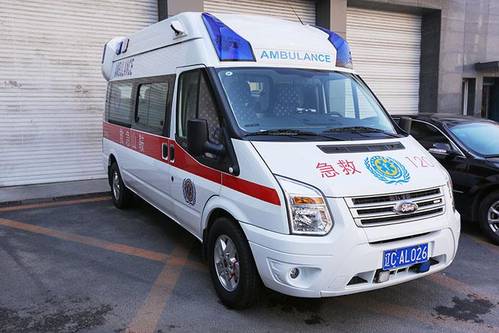 鞍山孕产妇新生儿 有了专业急救车