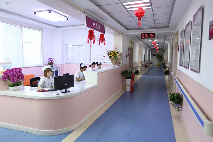 市妇儿医院新成立产科四病房