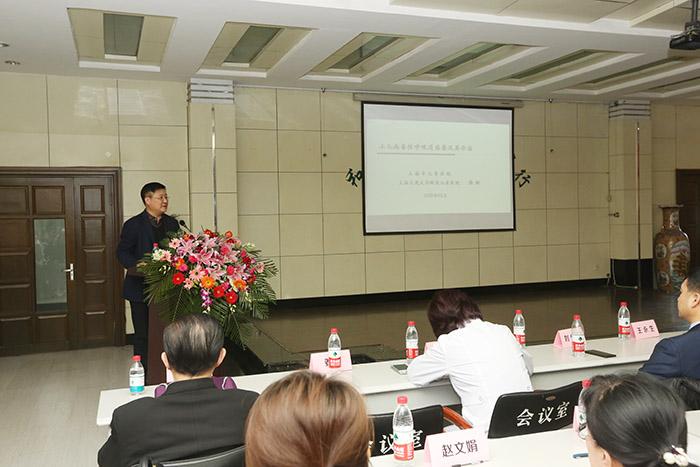 著名儿科专家陆权、姜红二位教授来鞍为医务人员授课