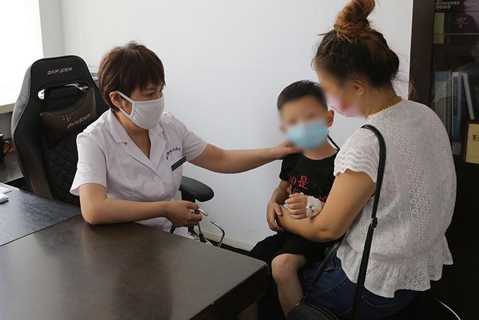 医讯:儿科哮喘门诊开诊了!